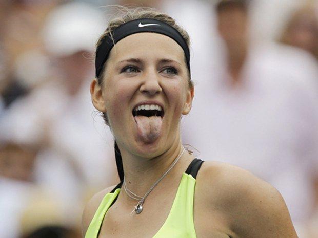 Azarenka's Australian Open Streak Ends