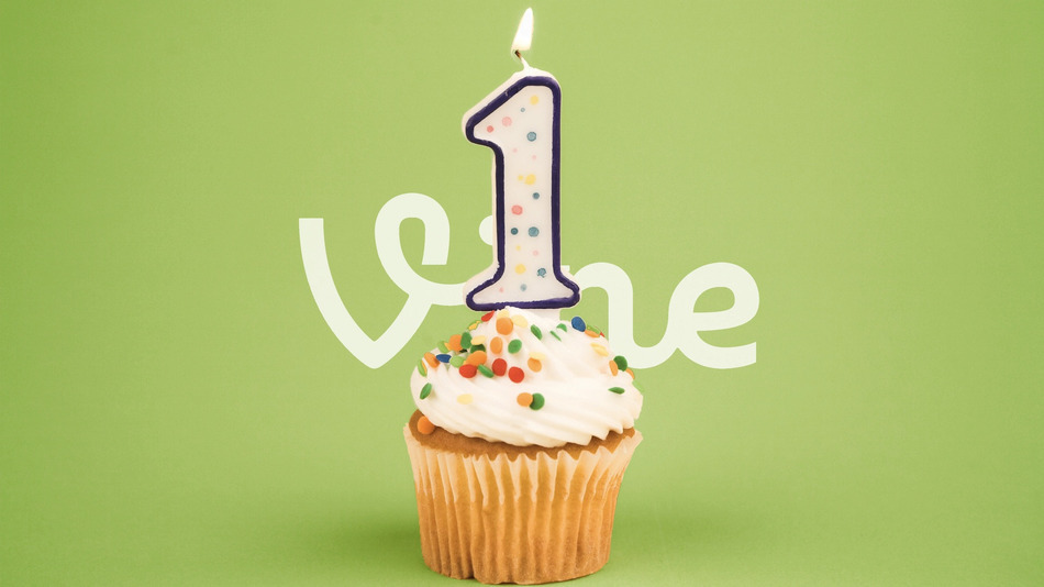 Vine Celebrates a Birthday