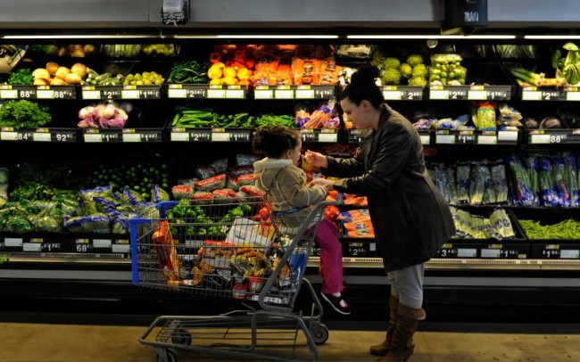 Food Stamp Cuts Threaten Wal-Mart