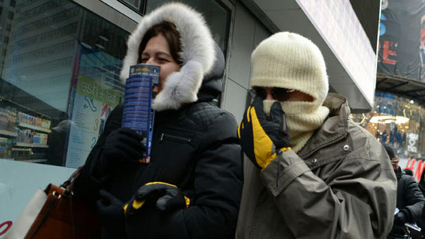 Polar Vortex Expected to Affect 140 Million