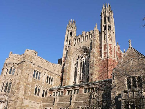 Martin Luther King honored by Yale