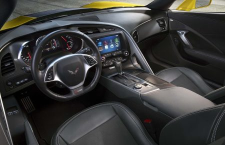 Corvette z06 Sneak Peek Before Detroit