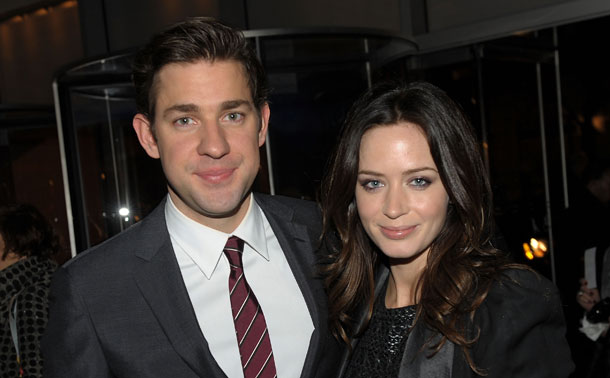 Emily Blunt and John Krasinski Welcome Baby Girl