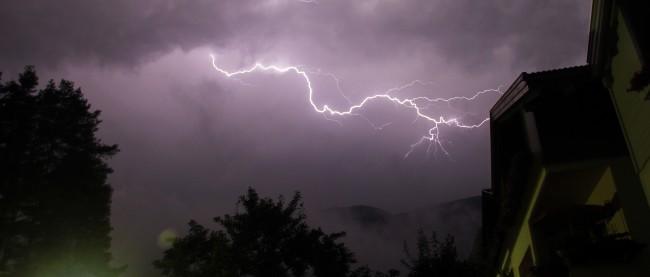 California Man Struck By Lightning in Fresno Oil Field
