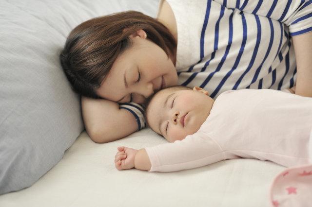 infant bedsharing