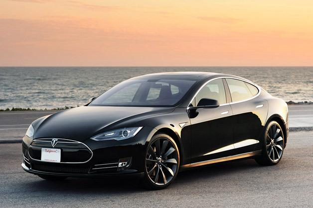 Tesla Motors on an Electric High