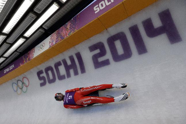 'Cool Runnings' Becomes For Real at Sochi Olympics