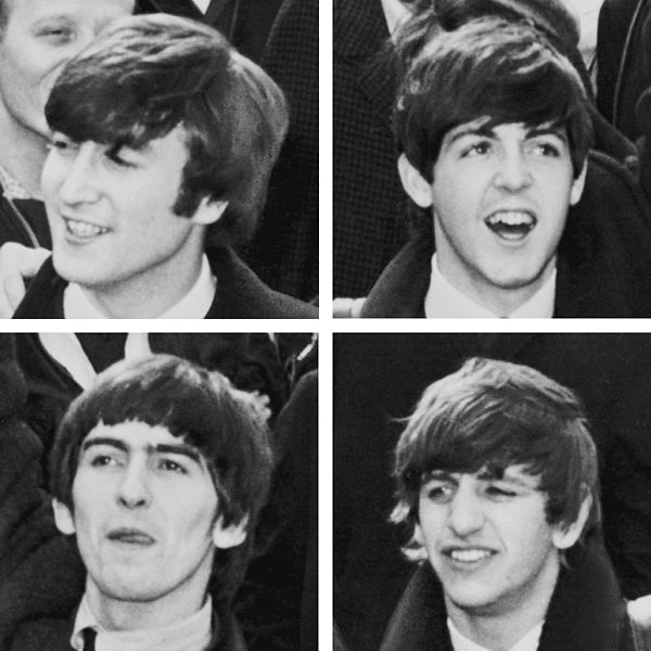 The Beatles - Fab Four