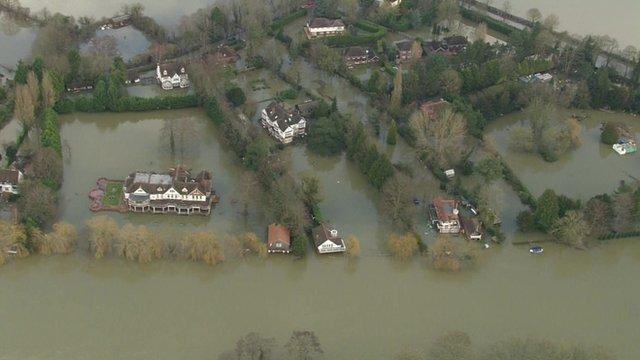 UK Flooding Crisis: Getting Worse