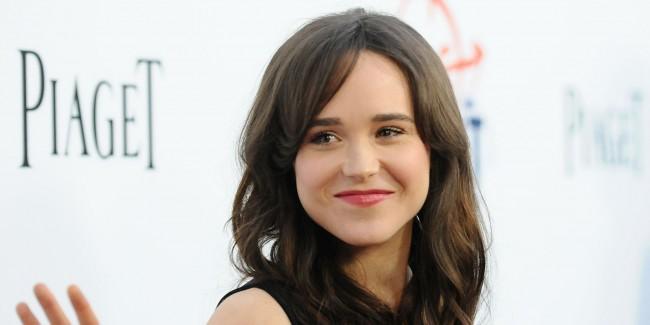 Actress Ellen Page Comes Out as Gay