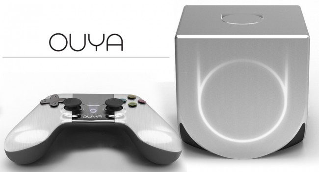 Android-powered microconsole the Ouya