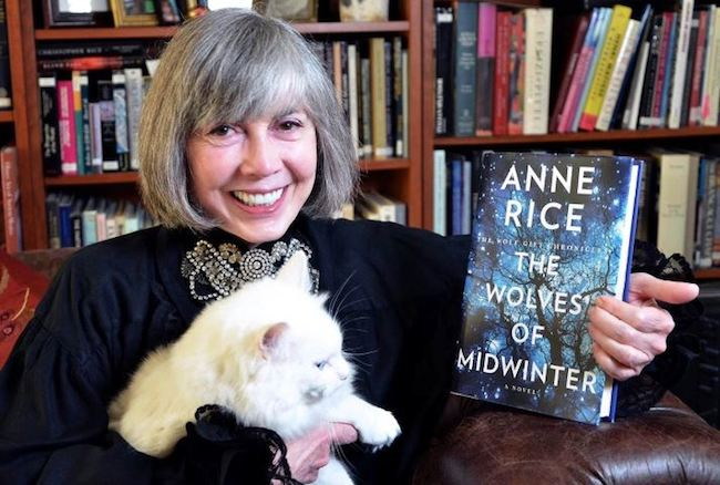 anne rice instagram