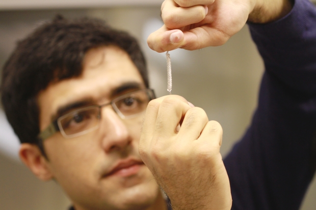 Artificial Muscles Being Made From Fishing Line
