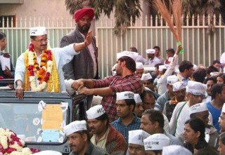 Arvind Kejriwal is the unknown devil the Indian voter is backing now