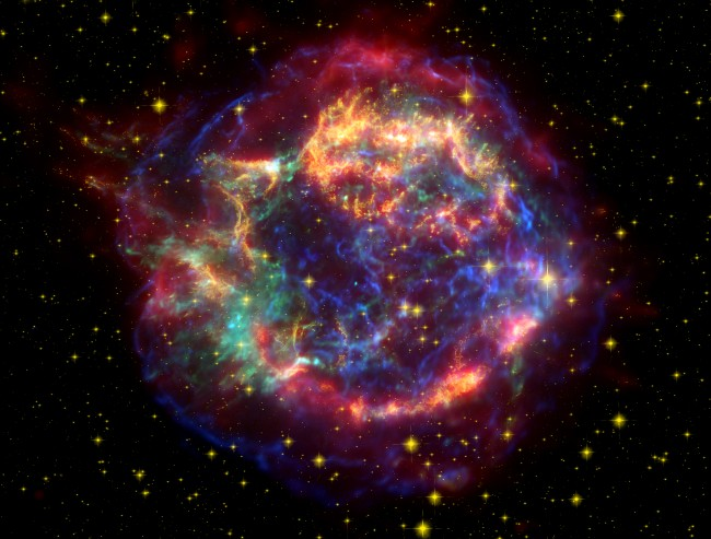 Astronomers Say Extremely Bright Supernova Acting Strangely