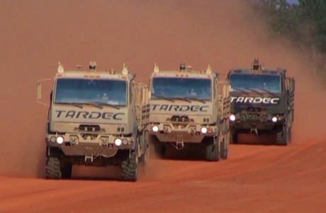 Lockheed Martin Creates Autonomous Convoy, Brings Robotics Into Warfare