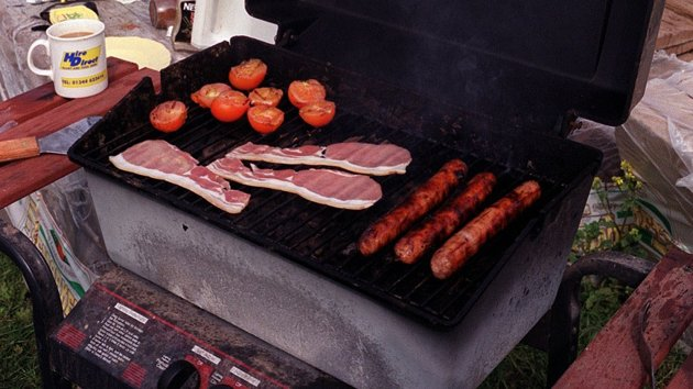 Barbecuing Food Could Increase Chance of Diabetes or Alzheimer's Disease