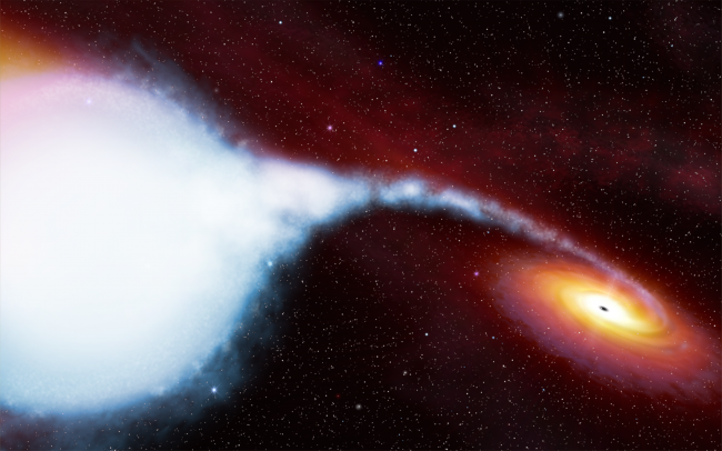 Black holes warmed early universe later than previously believed
