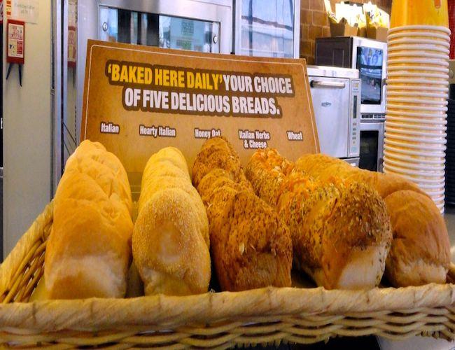 Bread Marks Health Victory
