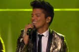 Bruno Mars Super Bowl Performance Pays Off (Video)