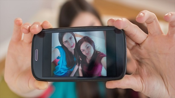 Cameras May Promote Narcissism