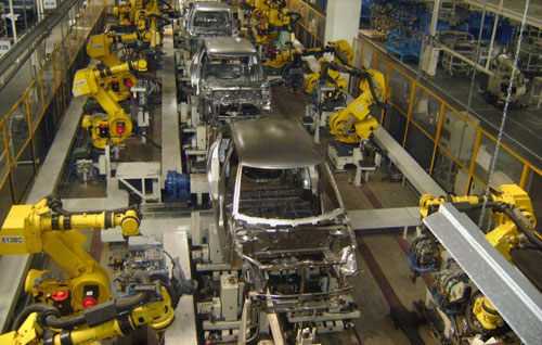 u s automobile industry (including related jobs) in the us, more than 8 million and in japan, more than 5   european automobile manufacturers association, automobile industry.