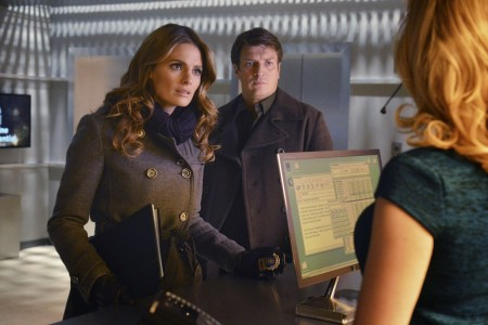 Castle: Room 147 Three is Company Four is Murder
