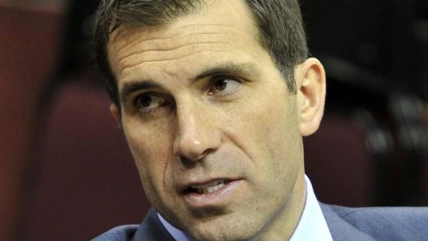 Cleveland Cavaliers GM Chris Grant, sports