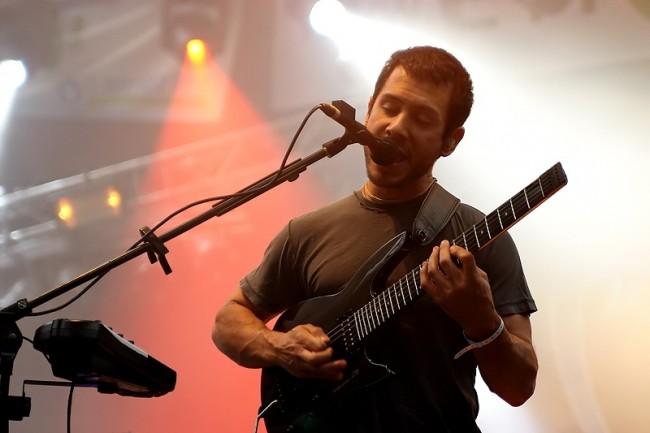 Paul Masvidal playing live Cynic Kindly Bent to Free Us