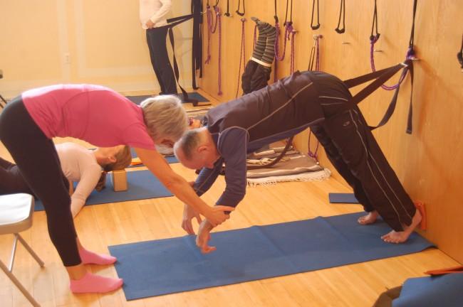 Stroke Yoga