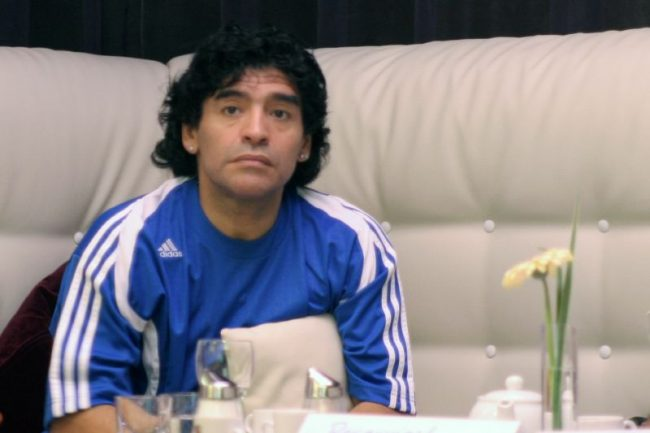 Argentina Diego Maradona