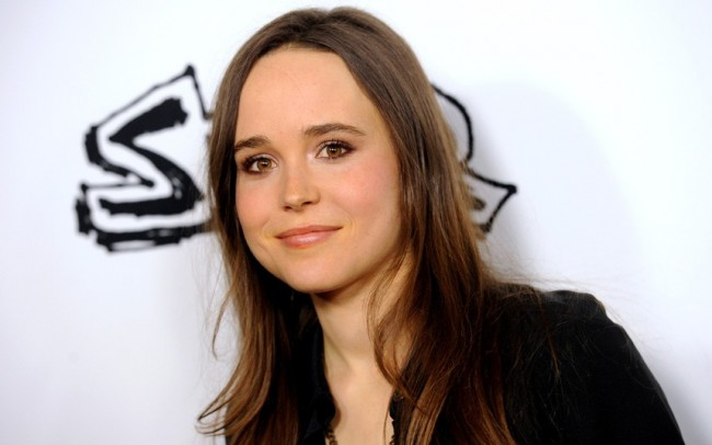 Ellen Page Coming Out Prompts Praise From Stars