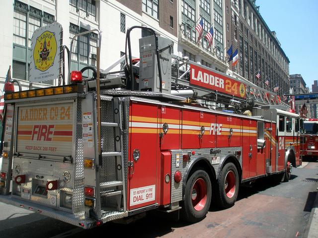 New York Fire Department Breaking News