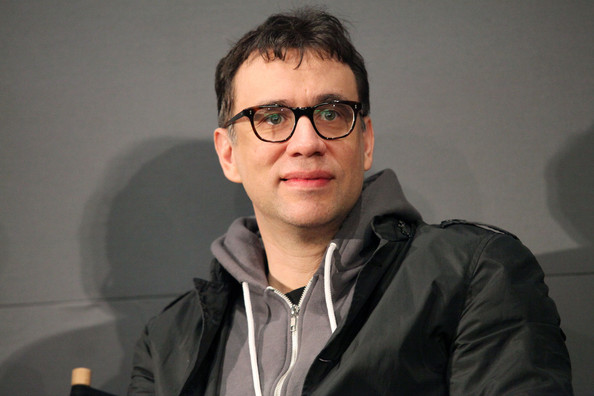 Fred Armisen Fred Armisen joins Seth Meyers