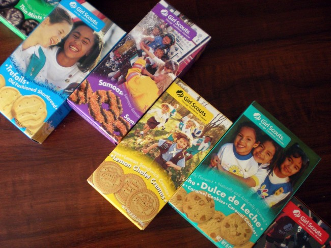 business, family, girl scouts