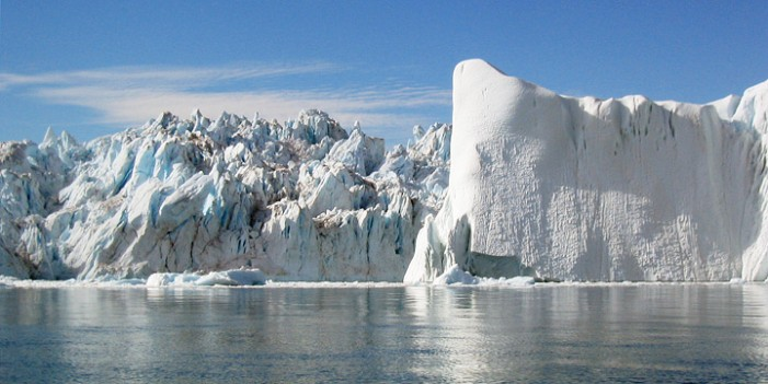 Glacier Which Produced Iceberg That Sunk Titanic Is Moving at Record Rate of Speed