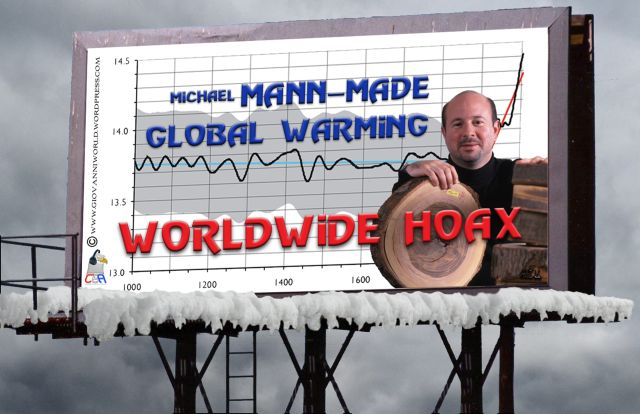 Global Warming Falsely Accused Again