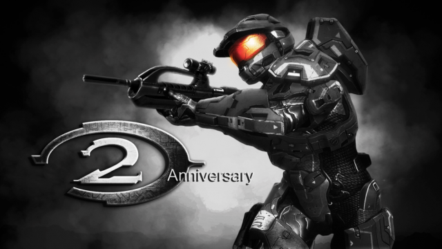 halo 2 anniversary in 2014?