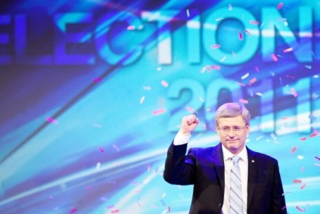 Harper dropped the social baggage that weighed the party down (i.e. abortion, gay rights, etc.) and fell in line with the views of the other parties. By focusing intelligently on conservative economic strategies and messaging, the Conservative brand pushed the idea of being the party of stability.