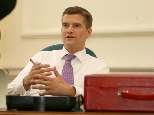Mark Harper, UK Immigration Minister Resigns
