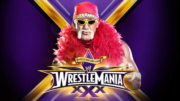 Hulk Hogan to Host Wrestlemania 30