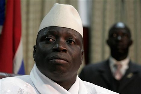 Gambia President Targets Gays, Dissidents