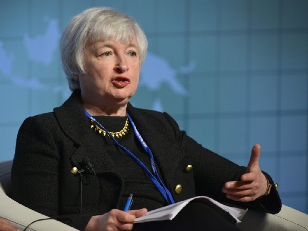 Janet Yellen: Cold Weather Contributes to Weak Economic Data