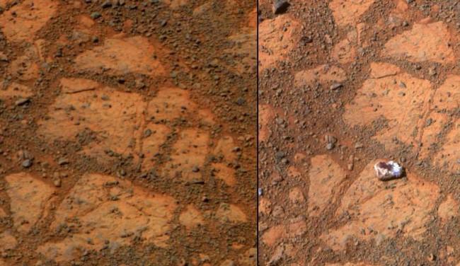 Jelly Doughnut Martian Rock Mystery Solved