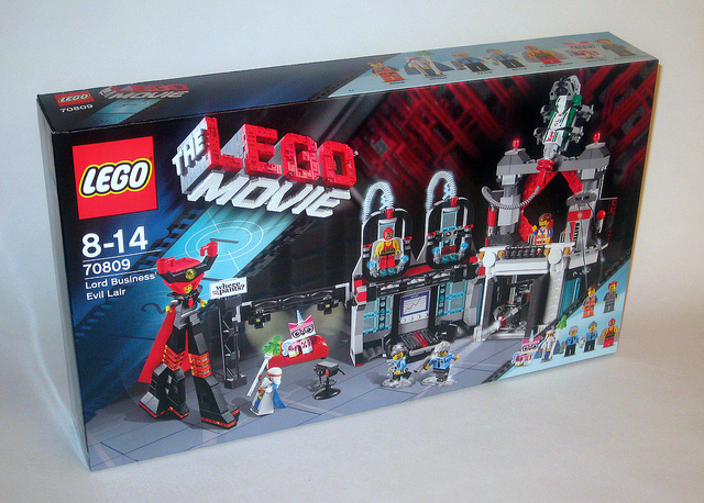 'Lego Movie' Builds Fortune