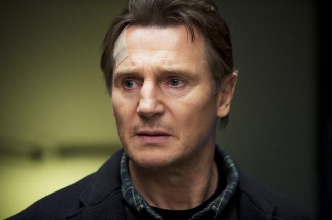 Liam Neeson Reveals Sh...