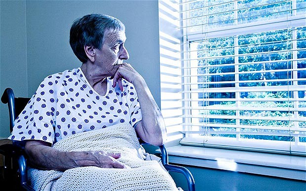 Loneliness is killing the elderly
