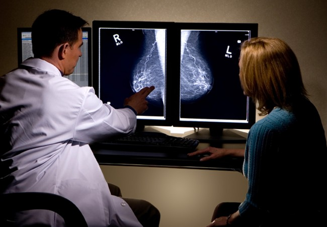 Mammogram screening for breast cancer called into question