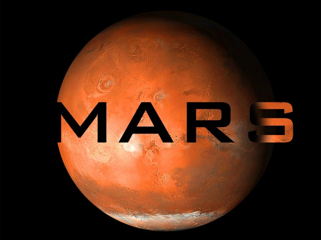 Mars, NASA Hunt for Fossils