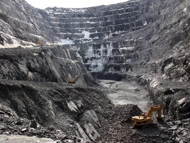 Mining Hotspots Across the Globe